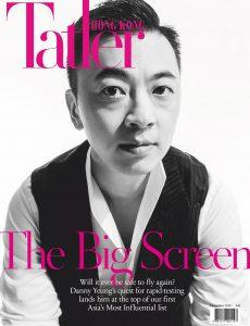 Tatler Dec 2020 cover