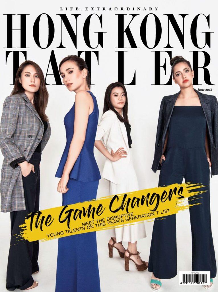 Tatler Jun 2018 cover