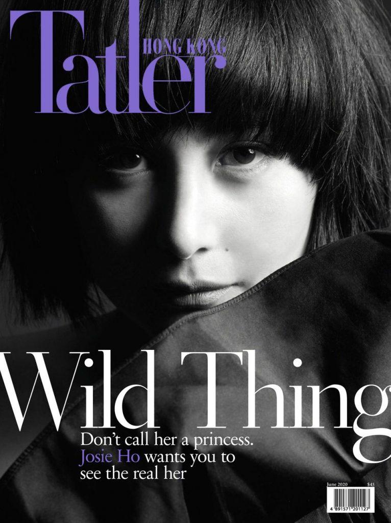 Tatler Jun 2020 cover