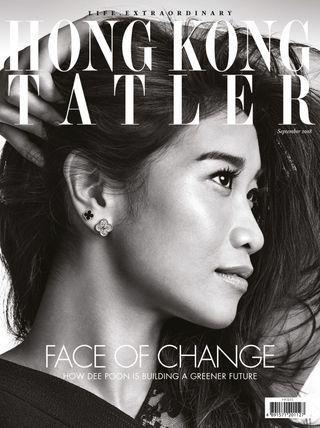 Tatler Sep 2018 cover